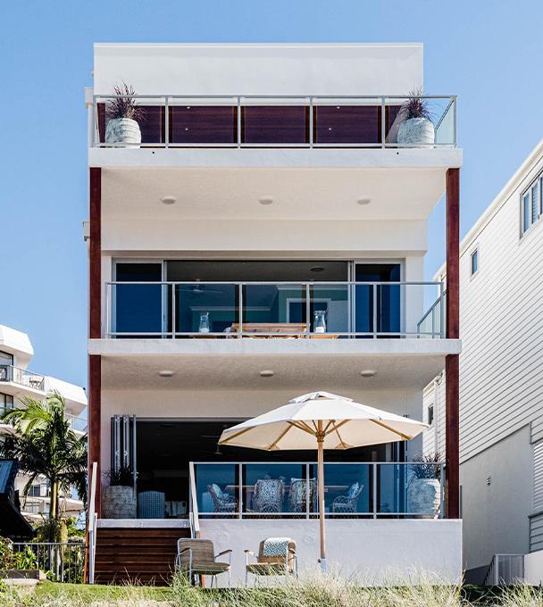 The Ultimate Beach House Choice